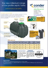 Conder-Millenium-Low-Profile-Septic-Tanks